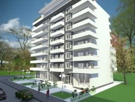Zemljište za izgradnju zgrade Po +P+ 5S+ M! 383/IP