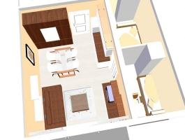 Jednoiposoban stan na II spratu