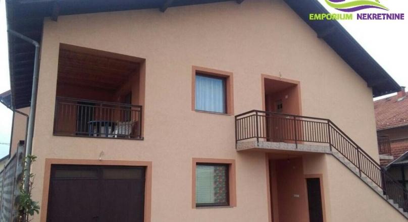 Kuća površine 160 m2 u osnovi. Pr +1S! ID:396/IP